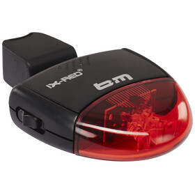 Busch + Müller IX-RED Bike Light black